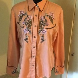 Scully Western shirt.